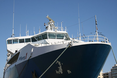 2009 - HSC JETFERRY 1 in Piraeus.
