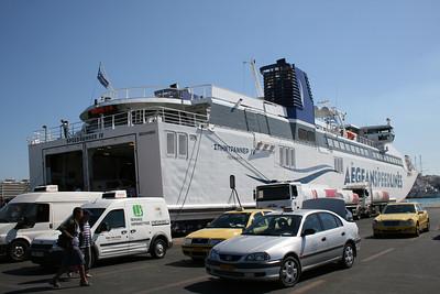 2009 - SPEEDRUNNER IV in Piraeus.