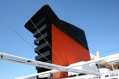 2010 - On board F/B ELLI T : the funnel.