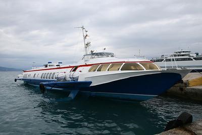 2010 - H/F SANTA III in Corfu.