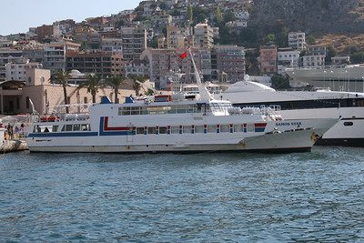 2009 - SAMOS STAR in Kusadasi.
