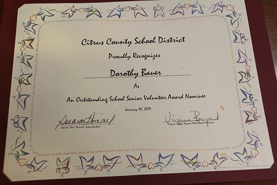 HER District Volunteer of the Year