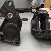 Brake calipers were rebuilt.