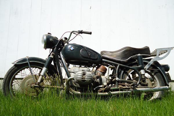 Barn Fresh - Green 1956 R60/2