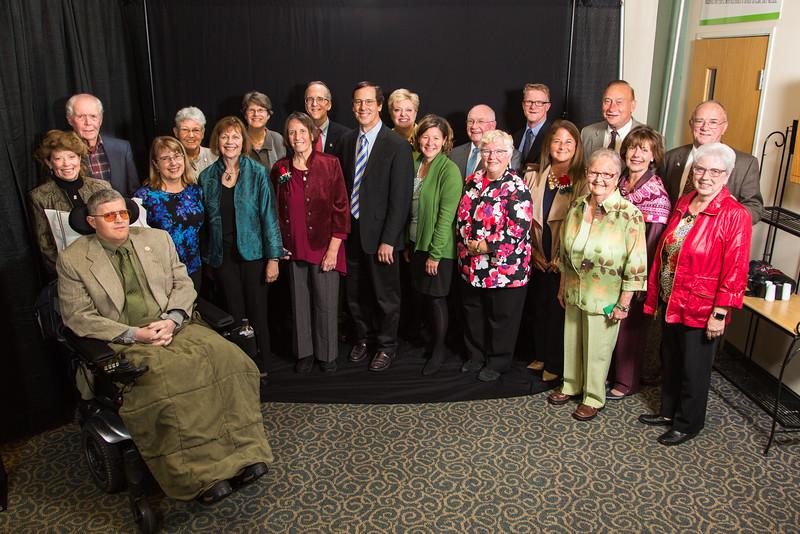 Heritage Society Reception