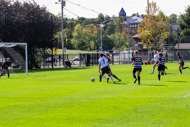 Women's Soccer vs University of Southern Maine
