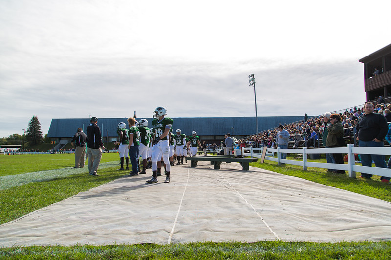 Plymouth State Football vs Westfield State