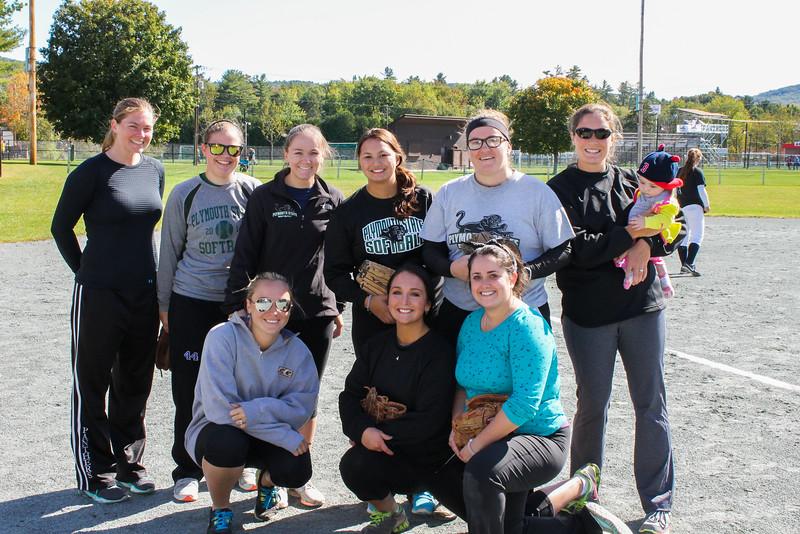 Alumni Softball Game