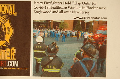 Jersey Firefighters - Vol. 4 - Issue 3 - 2020