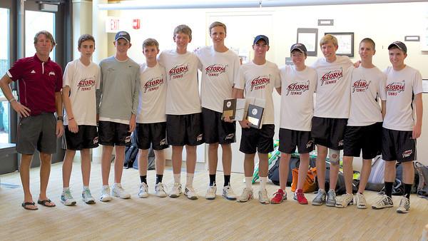 2014 SLS Boys Tennis