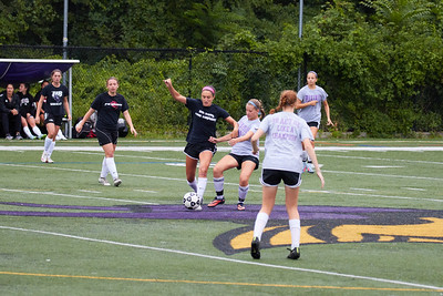 8-29-17 Scrimmage vs Westhill