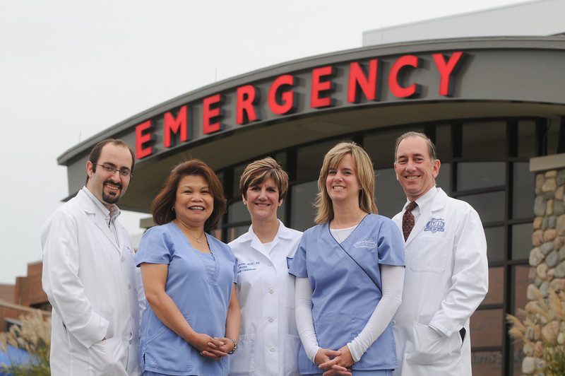 HFWBH emergency department staff