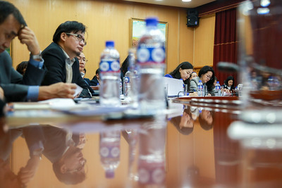 """2020 оны аравдугаар сарын 12. """"Ази, Номхон далайн худалдааны хэлэлцээр ба Монгол Улс"""" сургалт, семинар боллоо.  ГЭРЭЛ ЗУРГИЙГ Д.ЗАНДАНБАТ/MPA"""