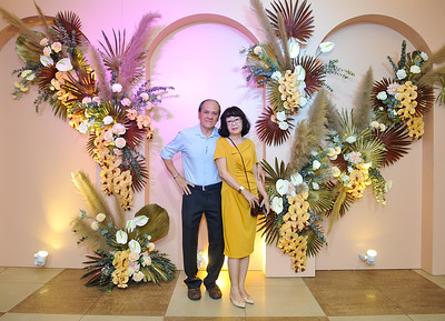 H&H 40 Years Wedding Anniversary roving photography | Chụp ảnh phóng sự Kỷ niệm 40 ngày cưới | Photobooth VIetnam