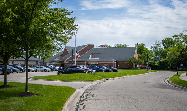 Huber Heights Police Station