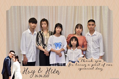 Huy & Hien wedding instant print photo booth in Ha Noi | Chụp hình in ảnh lấy ngay Tiệc cưới tại Hà Nội | Photobooth Hanoi