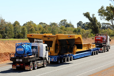 Long & Heavy Haulage