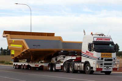 Jonesway, Volvo, 8 Metre Load
