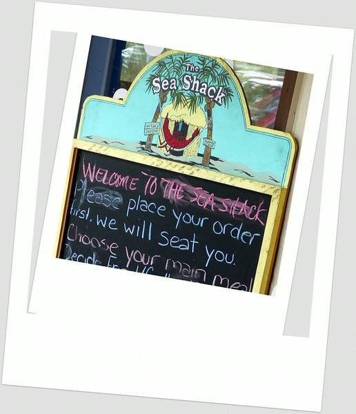The Sea Shack Restaurant