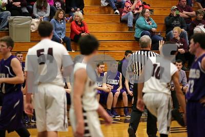 HHS Basketball 02-14-17