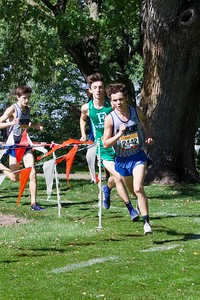 Willmar Glacial Lakes Cross Country Invite - 2019
