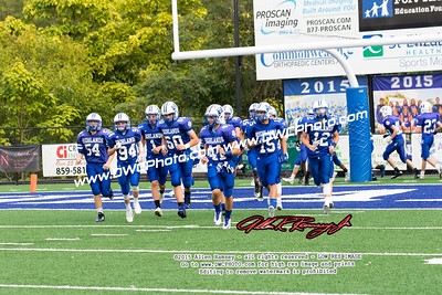 2015 HHS Football
