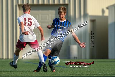 2018 HHS Soccer
