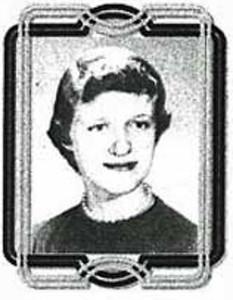 Ann Pebley / Colvert - HHS-1956