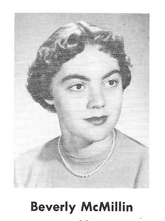 Beverly June McMillin