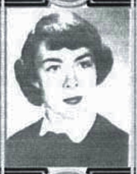 Eva Lucille Zumalt / Osborn - HHS-1956