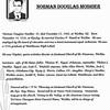 Norman Douglas Moshier - HHS-1956