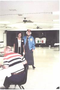 Joyce Mitchell Dick & Patty Simpson Settle, Salthawk Jacket Winner