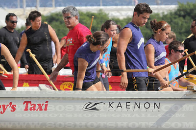 Pictures from the HHSAA Paddling Championship at Keehi Lagoon, Oahu on February 5th 2010