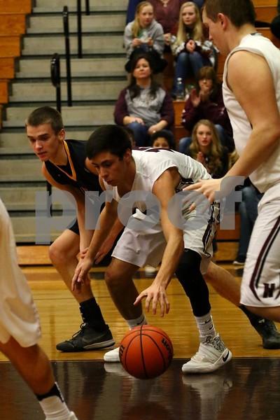 HHS/IC Basketball 1-27-17