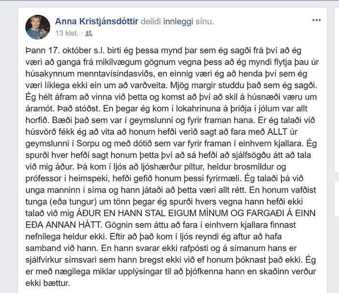 Grein 2: 11jan.-Facebook: Skjalaöryggi-gæðastjórnun 1/2