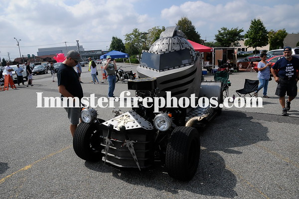 HICKSVILLE CO #4 CAR SHOW & BBQ COOKOFF