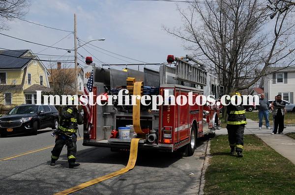 HICKSVILLE E JOHN ST FIRE 4-13-18