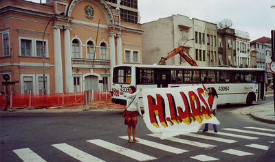 Encuentro 2000, Rio de Janeiro, Brazil. Hemispheric Institute of Performance and Politics.