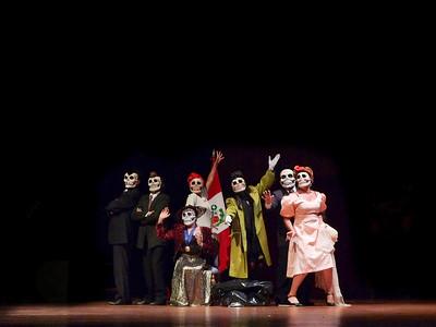 El último ensayo (Performance: Yuyachkani)