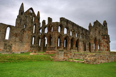 WHITBY ABBEY-2