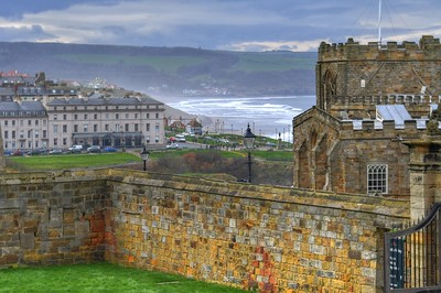 WHITBY ABBEY AND NORTH SEA-3