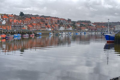 WHITBY HARBOUR-2