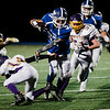 Monty Tech and Lunenburg face off at LHS on Friday, September 22, 2017. SENTINEL & ENTERPRISE / Ashley Green