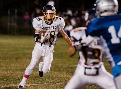 HIGH SCHOOL FOOTBALL: Monty Tech v. Worcester Tech