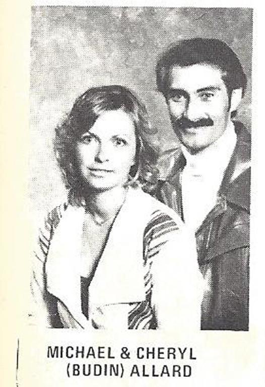 10 Michael & Cheryl (Budin) Allard