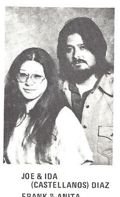 10 Joe & Ida (Castellanos) Diaz