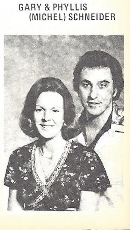 10 Gary & Phyllis (Michel) Schneider