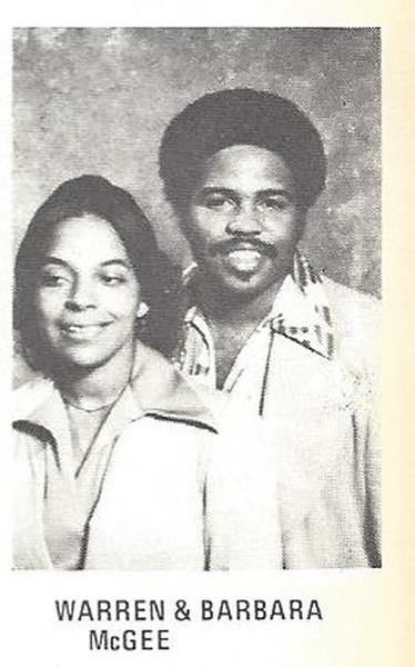 10 Warren & Barbara McGee