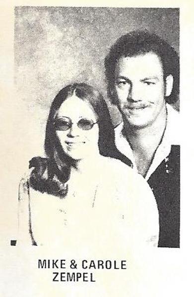 10 Mike & Carole Zempel