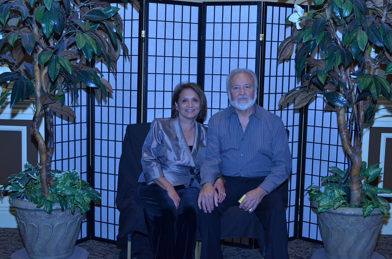 Raul Perez and Katrina Perez